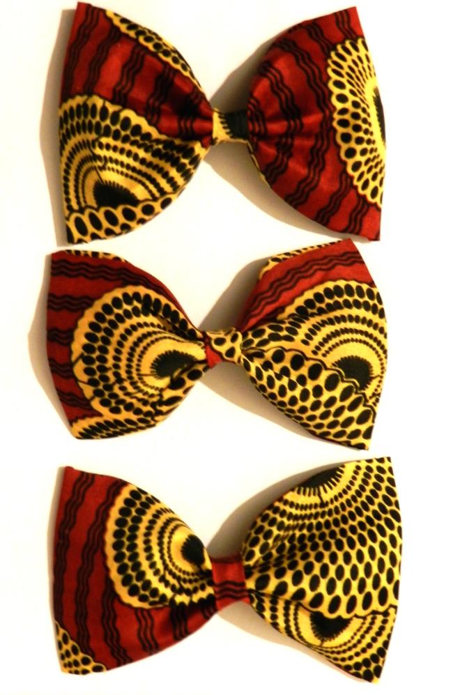 Chitenge Bow Tie 2